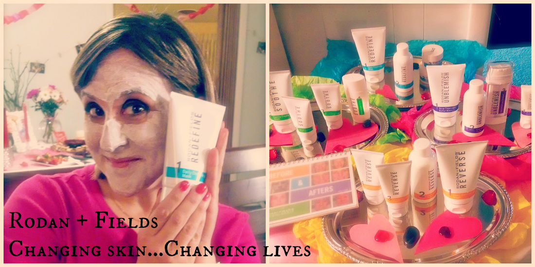 Rodan + Fields Changing Sking and Changing Lives